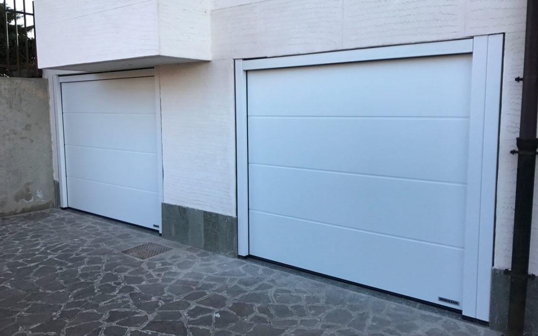 Porte basculanti per garage, quali vantaggi?