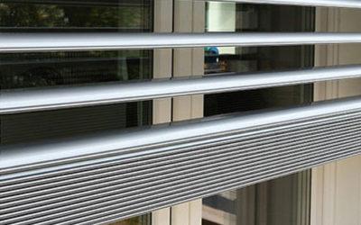 Vantaggi e caratteristiche delle tapparelle in alluminio